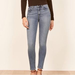Reformation | Catalina High & Skinny Jeans